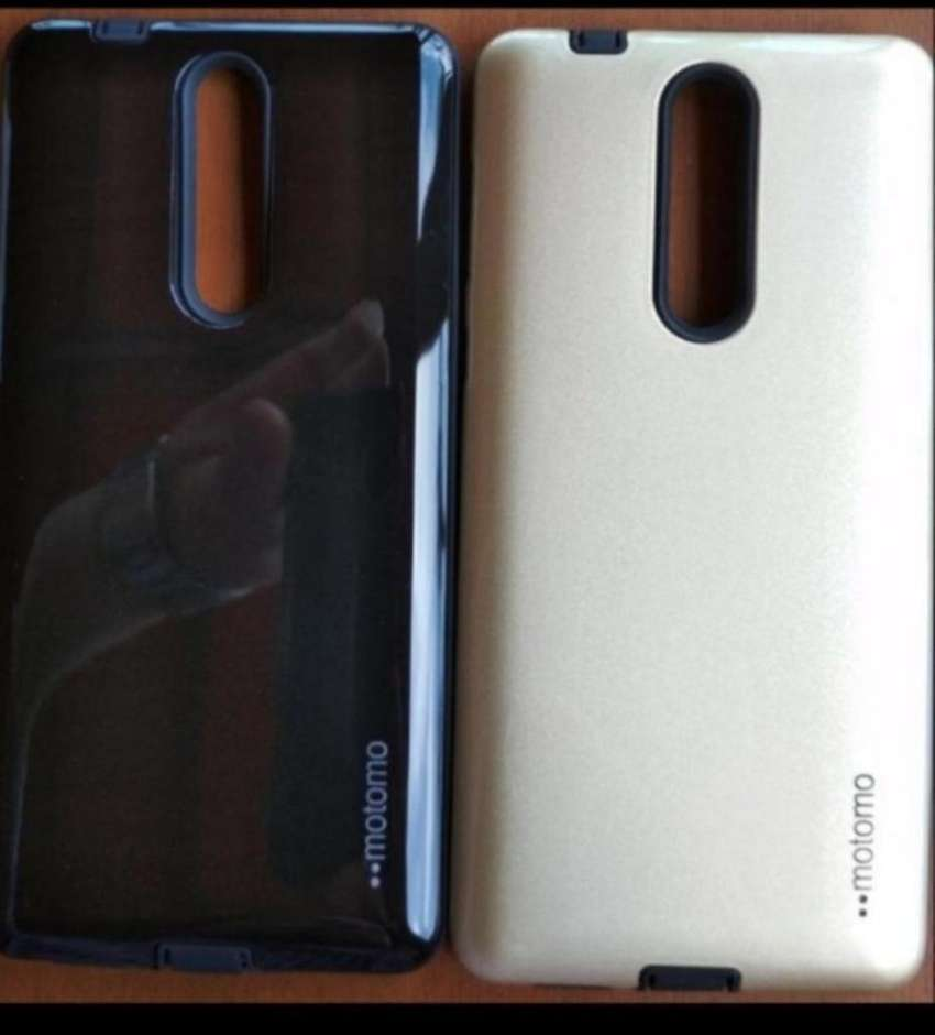 Protector Antigolpes Nokia 8 0
