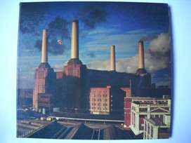 pink floyd animals cd digipack remaster m/b estado