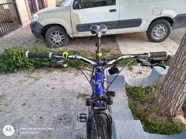 Vendo bicicleta montanbikek