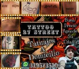 Tatuajes 40% descuento