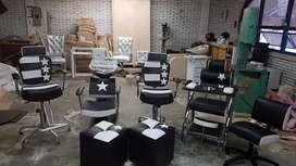 peluqueria sillas lavacabezas sofa