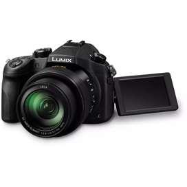 Vendo cámara pro Panasonic Lumix fz1000 4k