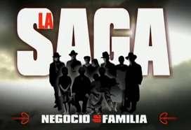 La Saga, negocio de familia (2004) Serie completa ENVÍO INCLUIDO