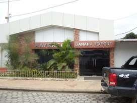 Se Alquila/Vende Inmueble de Ofinas y Bodegas en el cantón La Maná