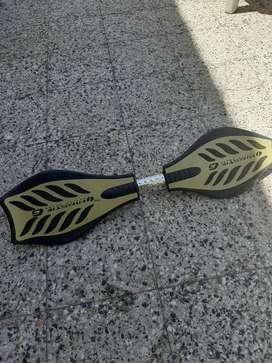 Skate 2 ruedas RIPSTIK usado como nuevo