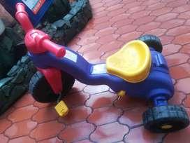 Triciclo para niños.