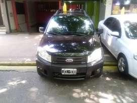Ford ecosport xls 2010 full tdci muy buena al día calle 62 entre 3y4 la plata