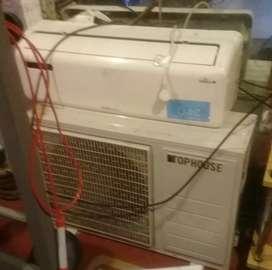 Aire acondicionado top hause 3500 frigorias
