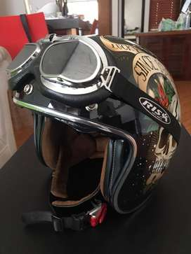 Cascos MT Helmet Le Mans (vintage, abiertos)