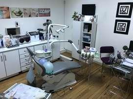 Odontologos alquilo solo ortodoncia y niños .o cualquier rama de la salud 20 de febrero al 100