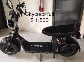 Scooter Electrica CityCoco