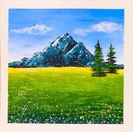 Hermosa Pintura