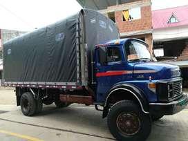 Camión 4X4