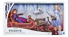Trineo de Elsa y Ana - Frozen