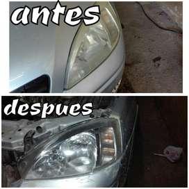 Pulidos de Autos, Opticas , Etc