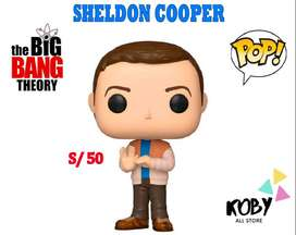 Sheldon Cooper (Funko Pop 776)