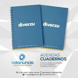 Agendas Cuadernos