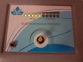 Electroporador Wells Impecable !poco uso podes pagar con cualquier medio de pago