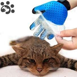 Quita Pelusa Guante Removedor De Motas Pelos Para Tus Mascotas