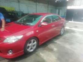 Se vende Toyota Corolla 2013