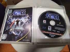 Juego ps3 Star Wars The Force Unleashed. Distrito Magdalena.