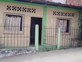 Ser vende una linda villa en Balzar en la calle adan y sean por motivo de viaje