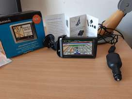 GPS Garvin Nüvi geo localizador para auto/bici