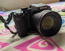 CamaraDigital Nikon COOLPIX P510
