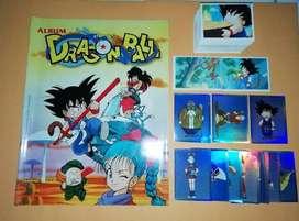 Album Dragon Ball 1 Argentino
