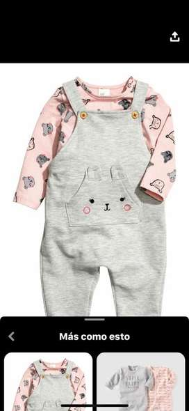 Operaria ropa infantil