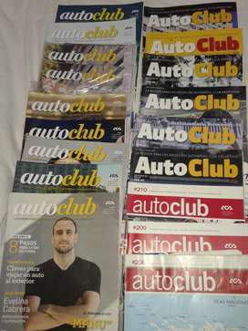 revistas de ACA perfectas c/u  o varias