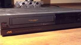 video casetera JVC Inteligent