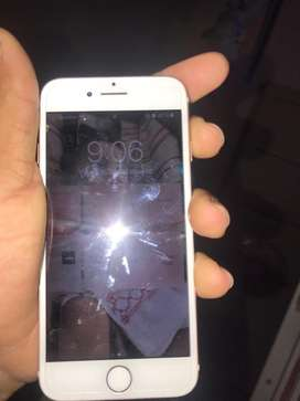 Iphone 7 de 32gb en buen estado un mes de uso