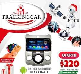 Radio Androide para modelos Kia. Envío a nivel nacional