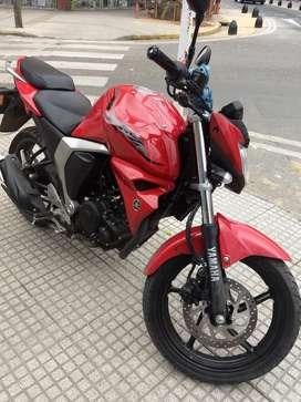 Yamaha Fz160i