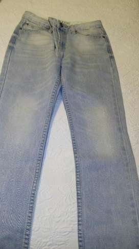 Jeans Talle 10 Impecable