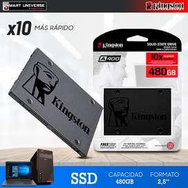 Disco Duro Solido Ssd 480GB Computador Laptop 2.5'' Sata