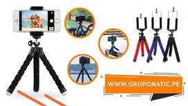 Tripode Soporte De Celular Iphone Samsung Sony Gruponatic San Miguel Surquillo Independencia La Molina 941439370