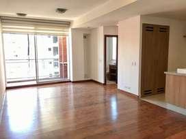 Venta Suite 64 m2, Republica del Salvador y Moscú