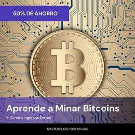 Aprende a minar bitcoins