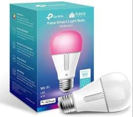Tp Link Kasa Smart Bombilla LED WiFi, compatible con Alexa y Google Home, 9,5 W 850 lúmenes