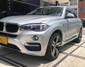 BMW X-DRIVE X6 2017 24MIL-KMS UNICO DUEÑO