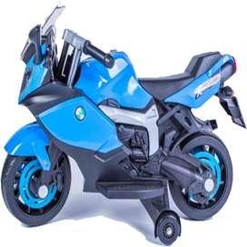 Motocicleta A Batería Recargable Para Niños de 1 a 4 años