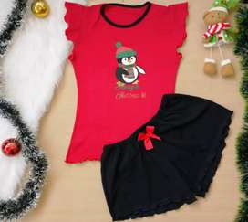 Hermosas Pijamas navideñas