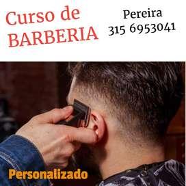 Curso de barberia personalizado
