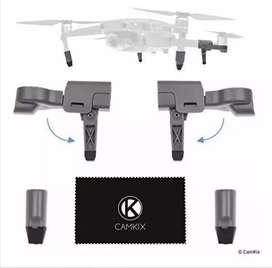 Mavic 2 tren de aterrizaje patas de apoyo plegables para DJI Mavic 2 Pro/Zoom