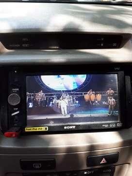 Estéreo Sony doble din