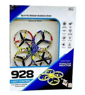 Drone Mini 928 Con Reloj Inteligente Sensor De Obstáculos