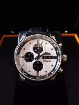 Reloj Automatico Mido Multifort Cronografo