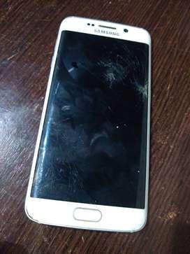 Samsung s6 edge para repuesto
